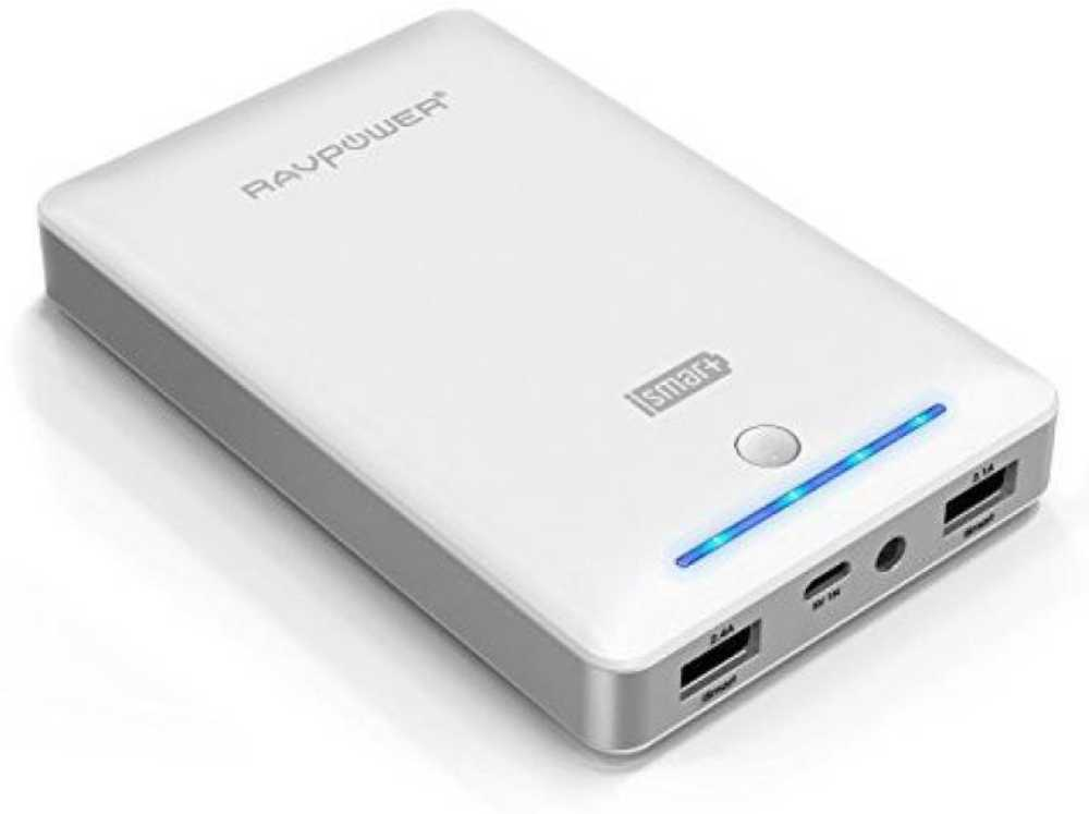 Best price on RAVPower RP-PB22 Deluxe 13000mAh Power Bank in India