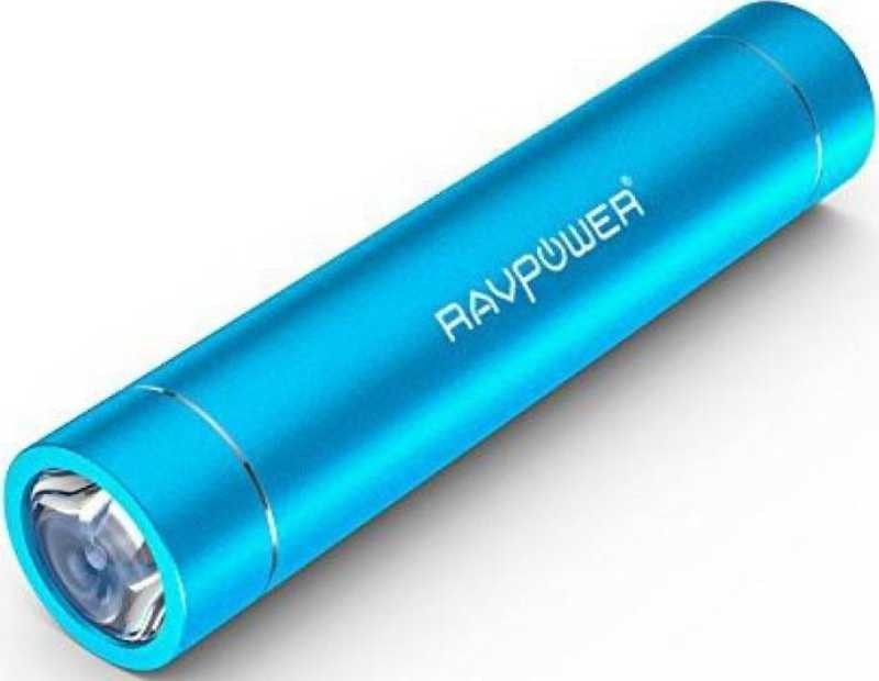 Best price on RAVPower RP-PB33 3200mAh Power Bank in India