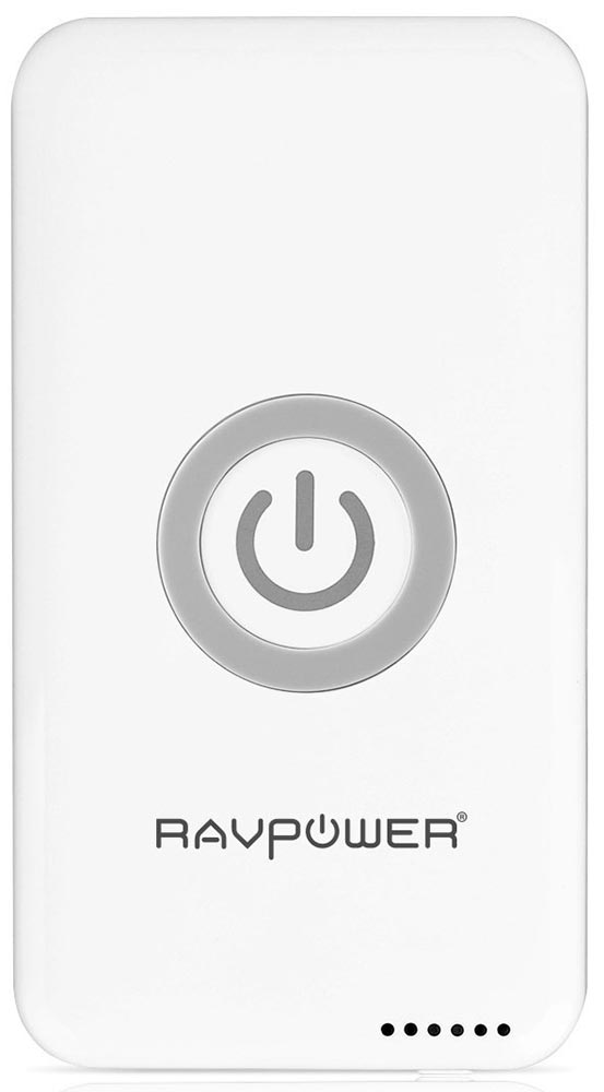 Best price on RAVPower RP-WCN11 4800mAh Power Bank in India