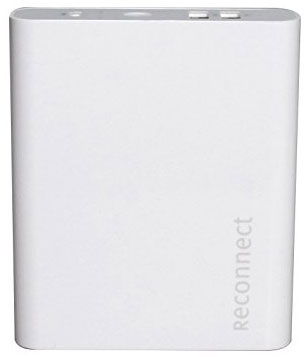 Best price on Reconnect RAPBB1004 10000mAh Power Bank in India