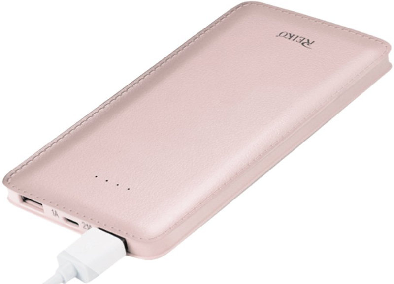 Best price on Reiko PB15000- PK 15000Mah Apple & Android Devices Power Bank in India
