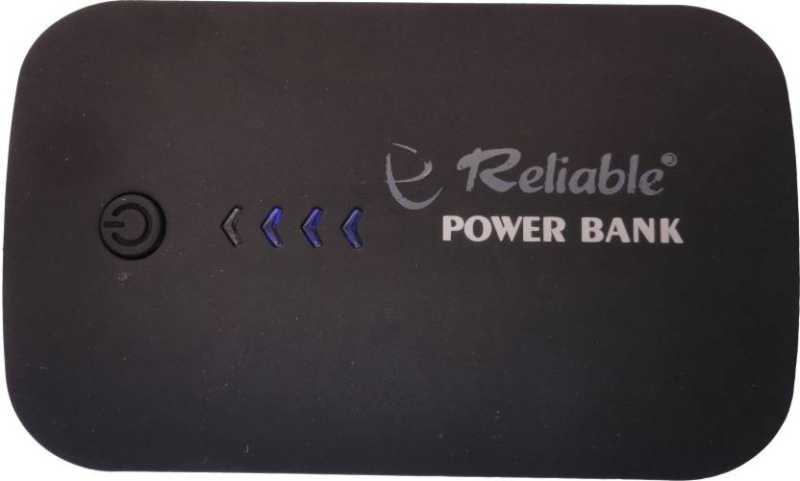 Best price on Reliable EK-RB371 8000mAh Power Bank in India