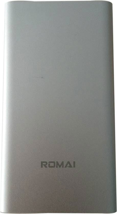 Best price on Romai S1 5000 mAh Power Bank in India