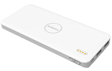 Best price on Romoss PB-05 5000mAh Power Bank in India