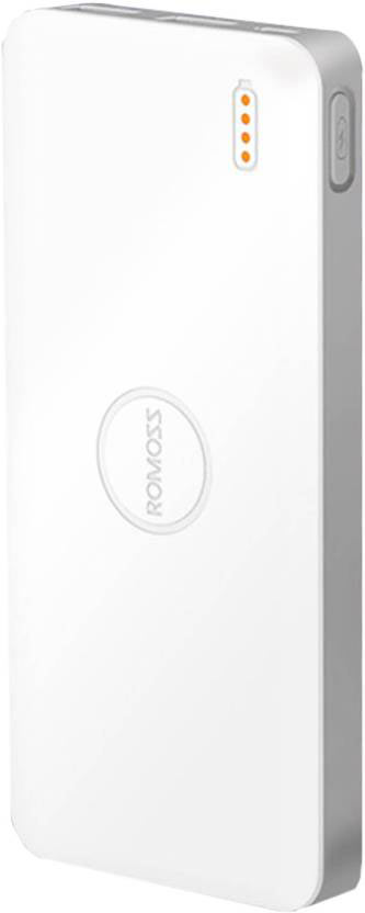 Best price on Romoss Polymos 10 AIR 10000mAh Ultra Thin Power Bank in India