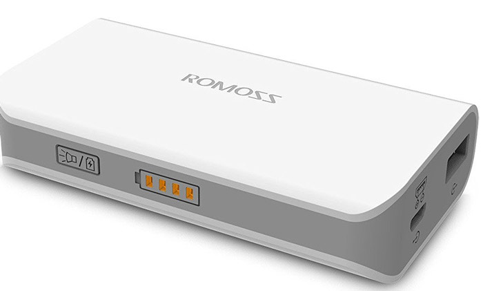 Best price on Romoss Solo-2 4000mAh Power Bank in India