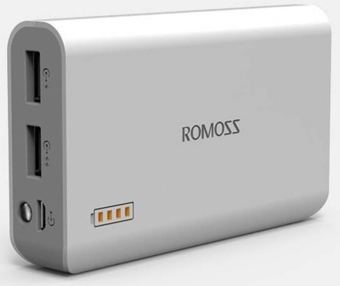 Best price on Romoss Solo 3 PH30-406-01 6000mAh Power Bank in India