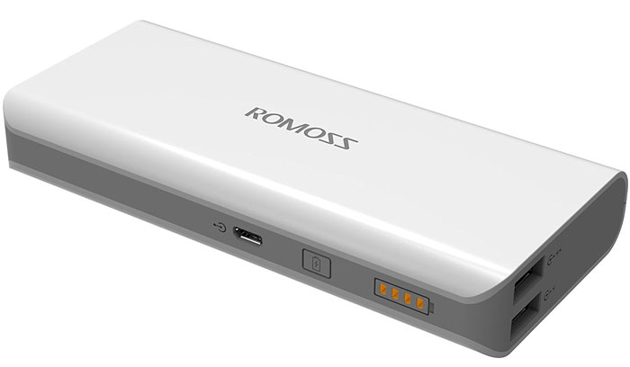 Best price on Romoss Solo-5 10400mAh Power Bank in India