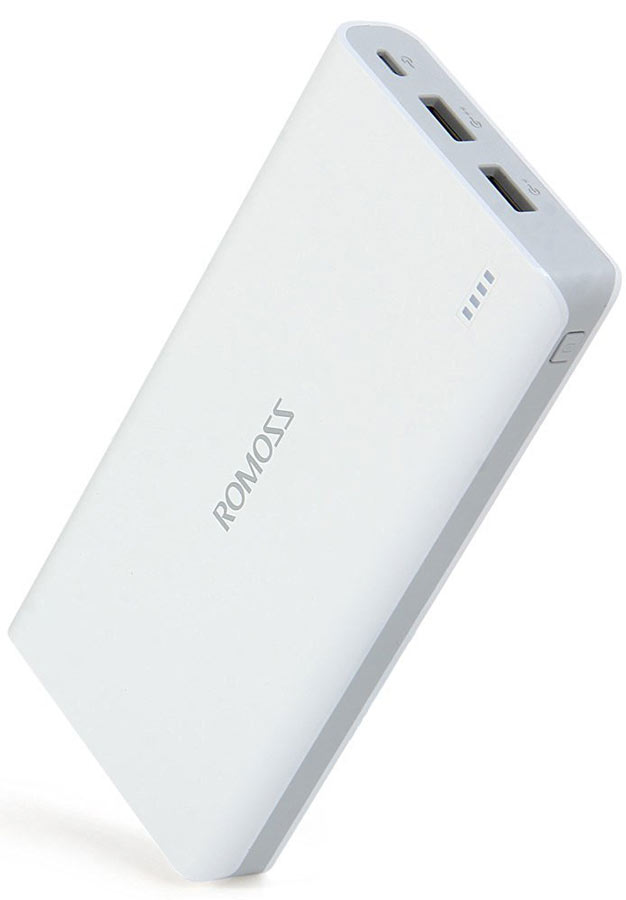 Best price on Romoss Solo 6 16000mAh Power Bank in India