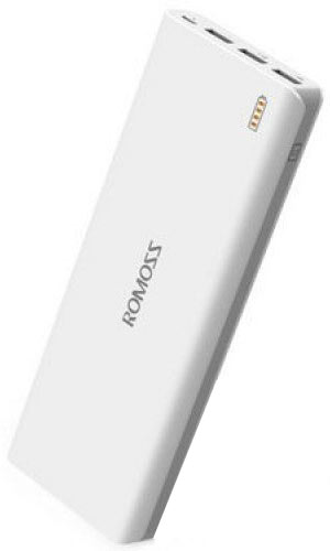 Best price on Romoss Solo 9 20000mAh Power Bank in India