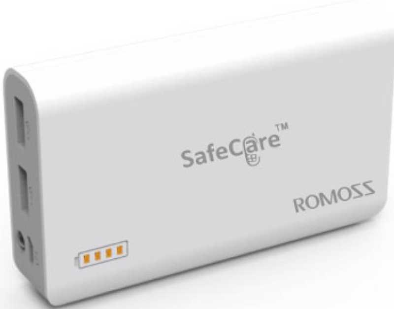 Best price on SafeCare PH30S 7800mAh Power Bank in India