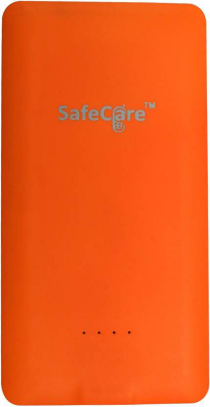 Best price on SafeCare SCLIPO3.0 3000 mAh Power Bank in India