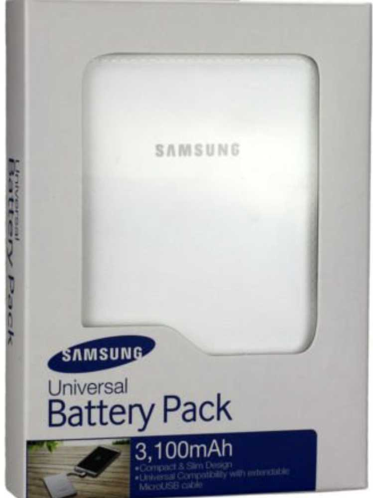 Best price on Samsung EB-P310 3100mAh Power Bank in India