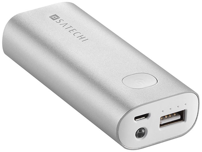 Best price on Satechi SX5 5000mAh Power Bank in India