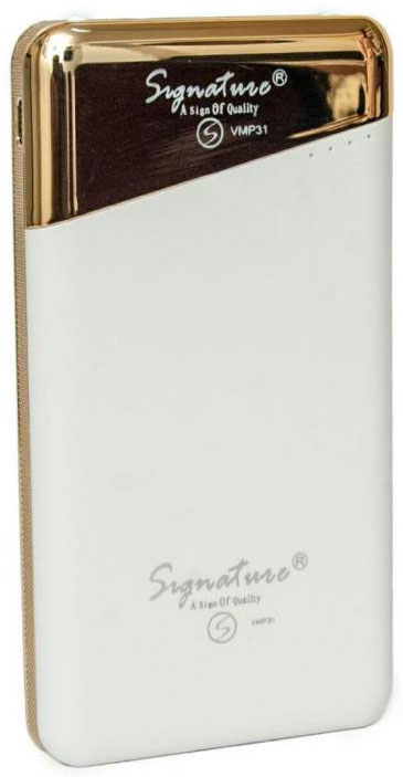 Best price on Signature VMP-31 6600mAh Power Bank in India