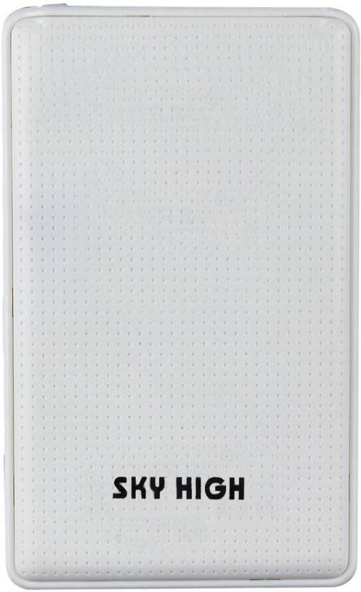 Best price on Sky High 004 5000mAh Power Bank in India