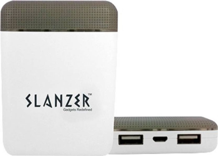 Best price on Slanzer L112 8000mAh Power Bank in India