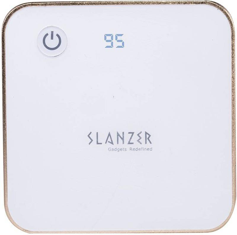 Best price on Slanzer PL103 7800 mAh Power Bank in India