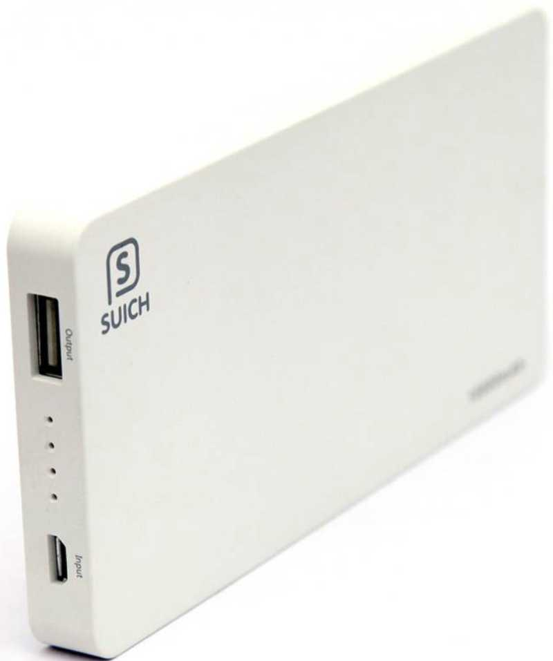 Best price on Suich SUICH10KWT 10000mAh Power BanK in India