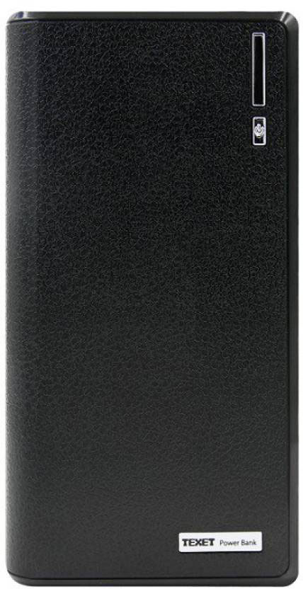 Best price on Texet PB-11000 11000mAh Power Bank in India