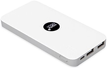 Best price on Totu 8000mAh Dual USB Power Bank in India