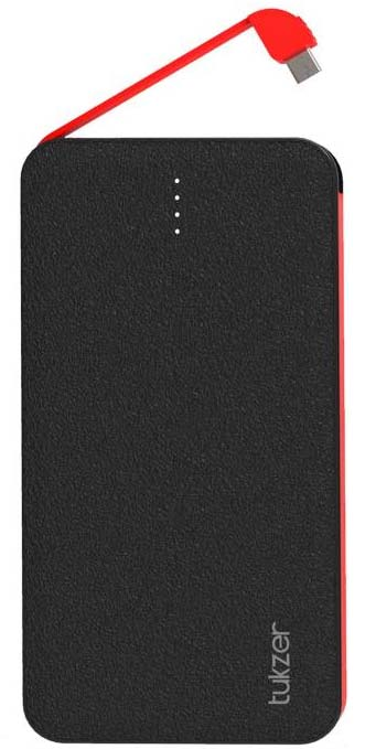Best price on Tukzer STYLLO-L 10000mAh Power Bank - Front in India