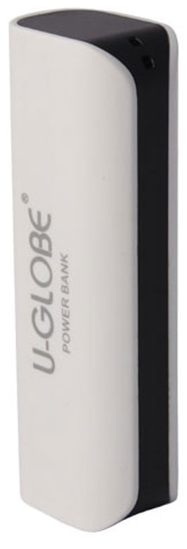 Best price on U-GLOBE UG2600A 2600mAh Power Bank in India