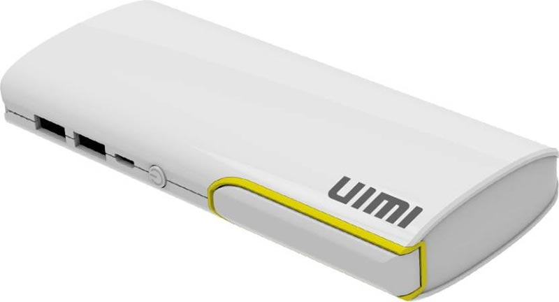 Best price on UIMI U7 10000mAh Power Bank in India