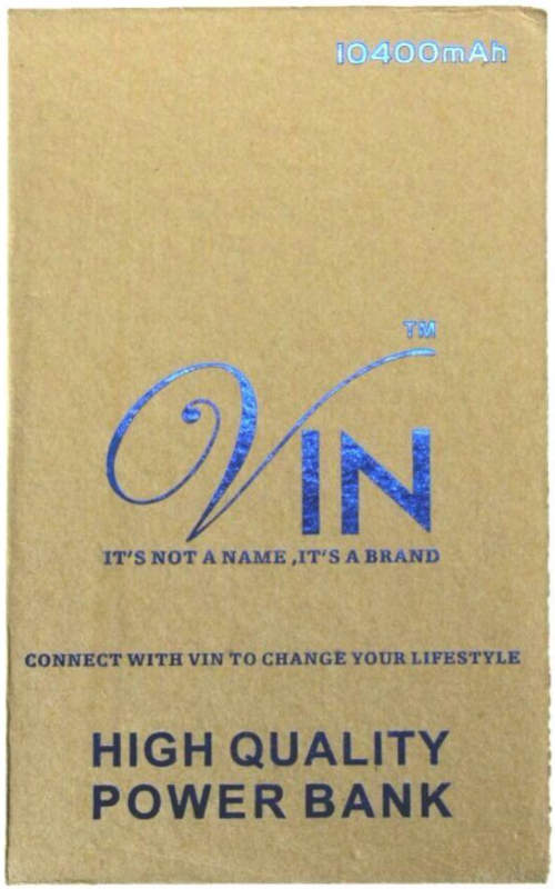 Best price on Vin fast007 10400mAh Power Bank in India