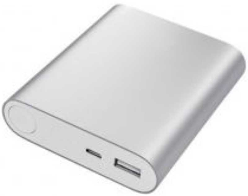 Best price on Vox Aluminium Casing 12000mAh USB Power Bank in India