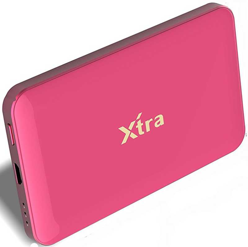 Best price on Xtra XT-03001 3000mAh Ultra Slim Power Bank in India