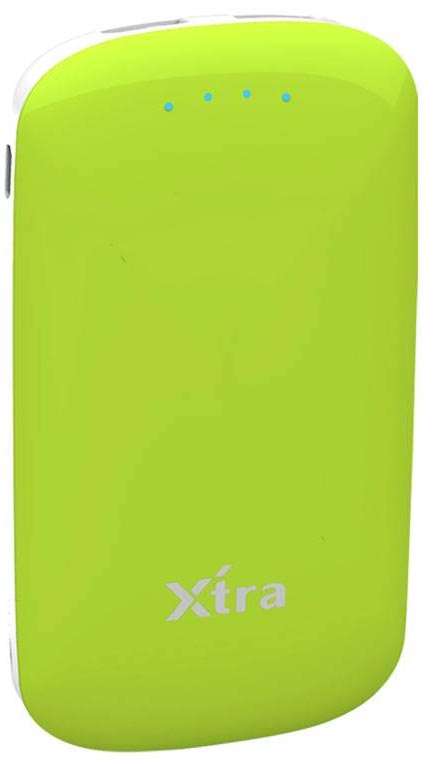 Best price on Xtra XT-06002 6000mAh Power Bank in India