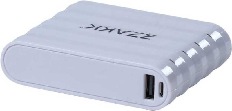 Best price on Zakk IT-PC 10000mAh Power Bank in India