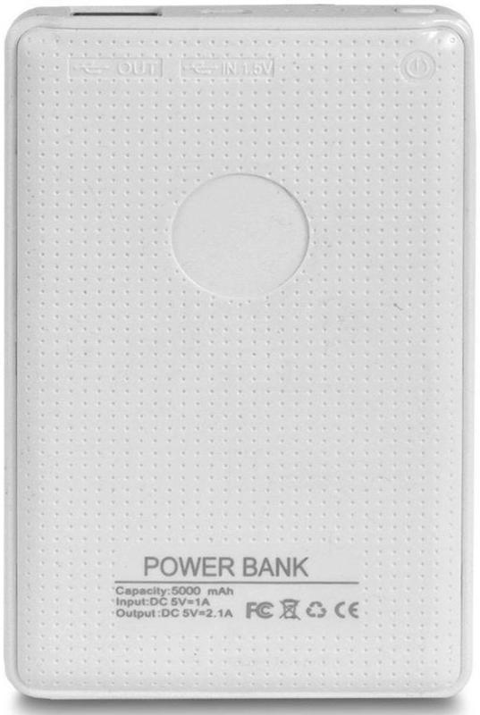 Best price on Zedpro DPP-5BK 5000mAh Power Bank in India
