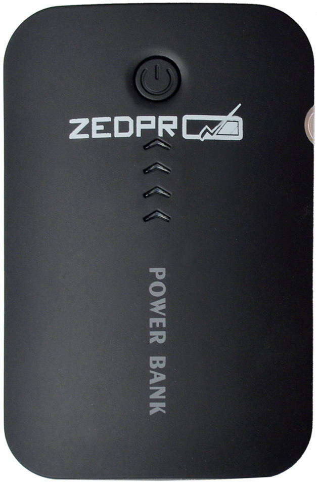Best price on Zedpro Dv 301 9000mAh Power Bank in India