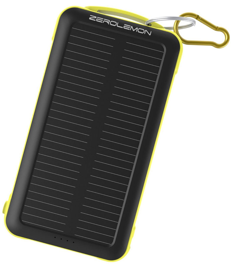 Best price on Zero Lemon SJ20000 20000mAh Power Bank in India