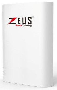 Best price on Zeus PB3 10000mAh Power Bank in India