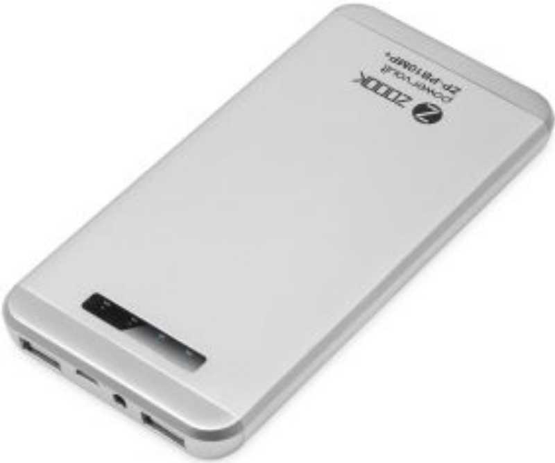 Best price on Zoook ZP-PB10MPP 10000mAh Power Bank in India