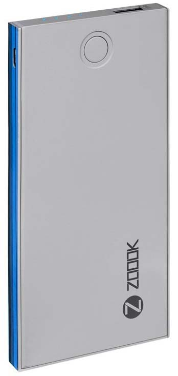 Best price on Zoook ZP-PB5400P 5400mAh Power Bank in India
