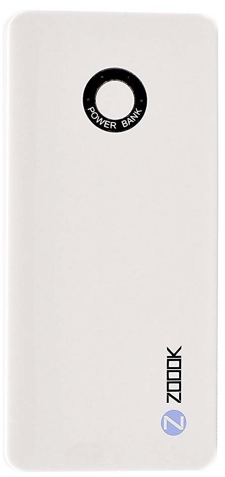 Best price on Zoook ZP-PB10000 10000mAh Power Bank in India