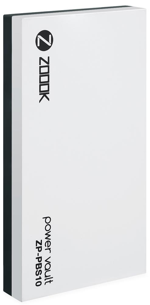 Best price on Zoook ZP-PBS10 10000mAh Power Bank in India