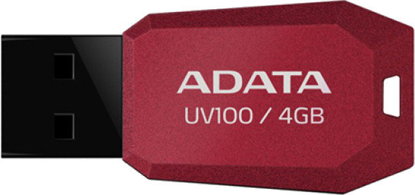 Best price on Adata UV100-4GB USB 2.0 Pen Drive in India