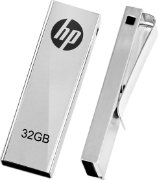 Best price on HP V 210 W 32GB USB 2.0 Pen Drive - Side in India