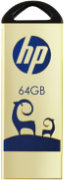 Best price on HP V231W 64 GB Pen Drive - Front in India