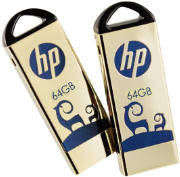 Best price on HP V231W 64 GB Pen Drive - Side in India