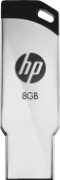 Best price on HP V236W 8GB USB 2.0 Pendrive - Front in India
