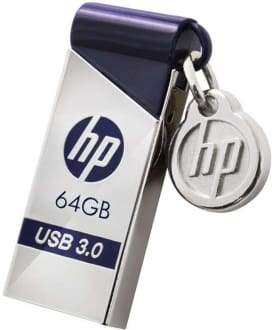 Best price on HP X715W USB 3.0 64 GB Pen Drive in India