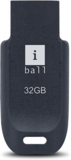 Best price on iball CREST P9 32 GB USB 2.0 Pen Drive in India