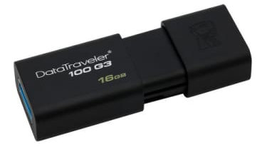 Best price on Kingston DataTraveler 100 G3 16GB Pen Drive in India