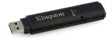 Best price on Kingston DataTraveler 4000 USB 2.0 8GB Pen Drive in India